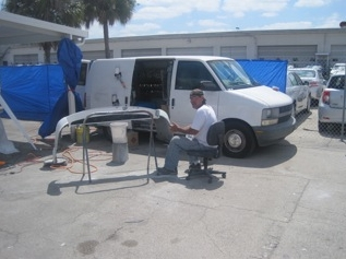 Palm Beach Dent Removal for cars,  trucks and vans